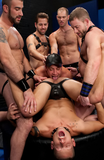 Shane Frost, Spencer Reed, Trevor Knight, Cole Streets, Shay Michaels, & Preston Steel Picture