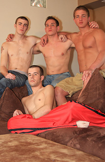 Dylan Mc Lovin, Marcus Mojo, Christian Wilde & Brenden Picture