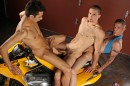 Anthony Romero, Steven Shields & Sergio Long picture 4