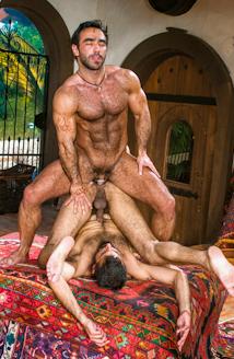 from Cayson arabesque gay porn