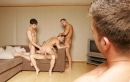 Julian Vincenzo Watches Glen Santoro, Joe Donovan, Jose Scott And Adam Kubick Fuck picture 9