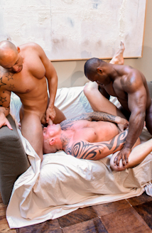 Marc Williams, Jordano Santoro & Jordan Deep Picture