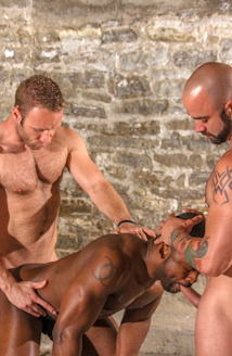 Sam Swift, Troy Punk & Deryk Reynolds Picture