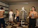 Hot Gym Orgy picture 29