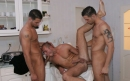 Alex Lynch And Ian Lynch Fucks Buck Monroe picture 3
