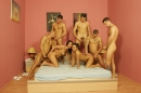 Forbidden Bisexual Orgy picture 4