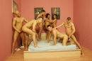 Forbidden Bisexual Orgy picture 26