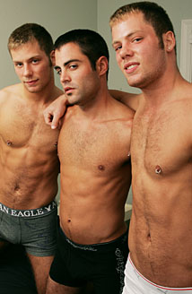 Studding Twins & Justin Ryder Picture