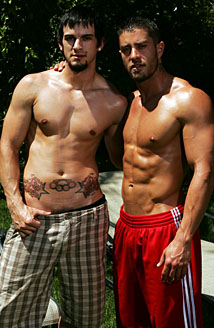 Cody & Phenix Saint Picture