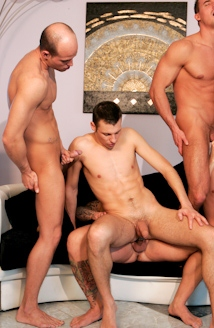 Gangbang Story #01 Picture