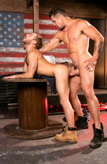Hung Americans - Part 1 Picture
